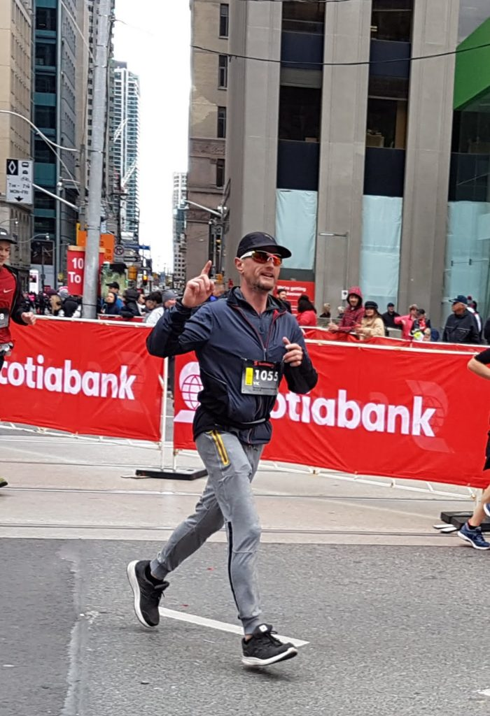 Scotiabank Toronto Waterfront Marathon 2018